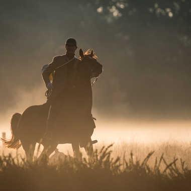 Le cavalier de feu par jeromebouet
