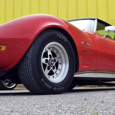 Corvette Stingray par maxpayne62