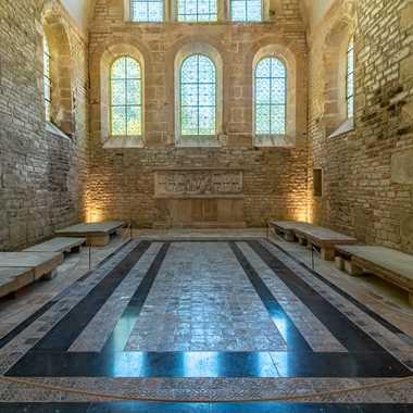 Abbaye de Fontenay (10) par Theodoric