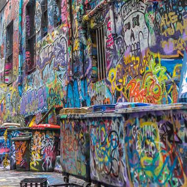 Street Art par JLR65