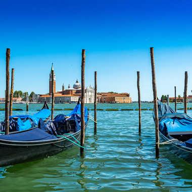 Venise emblématique par clero