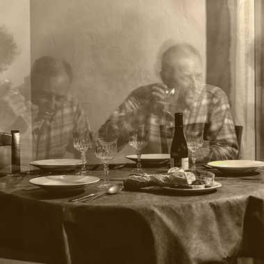 Halloween,repas de fantômes. par patrick69220