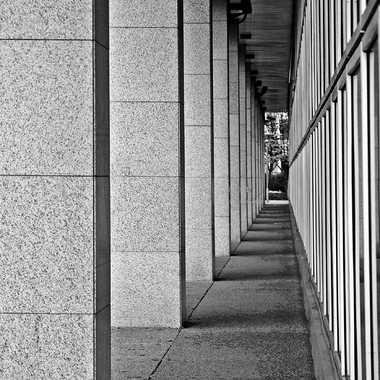 Passage étroit. par Aurimec