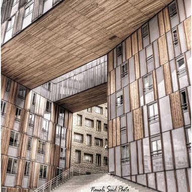Quartier des confluences, Lyon.  par Said _1433
