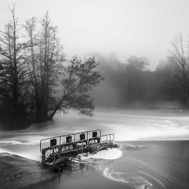 Le barrage de Montgiroux par sylmorg