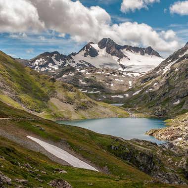 Lacs Bramant et Blanc par jctphoto