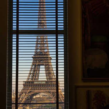 Fenêtre parisienne par Daniel_C