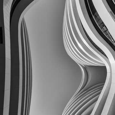Lettre 'B' par Thomas Brenac