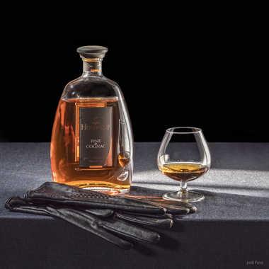 Cognac et Cuir par Buissem