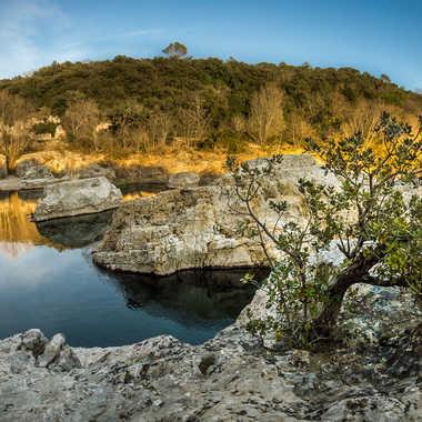 Sur la roche par Dav.sv