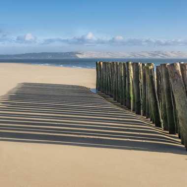 Les ombres du Cap Ferret par Bernard_MZB