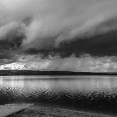 L'orage arrive version N&B par Dav.sv