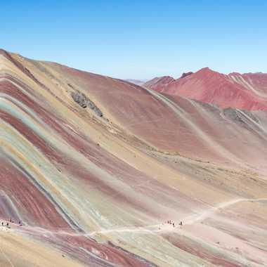 La Montagne aux 7 couleurs par Bernard_MZB