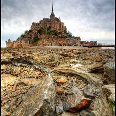 Mont St Michel par arielle