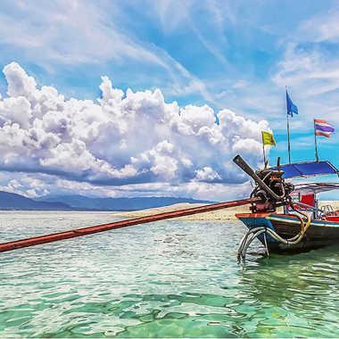 Barque Thaï par Fioenz