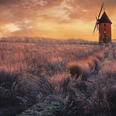 Le moulin par 3pphoto