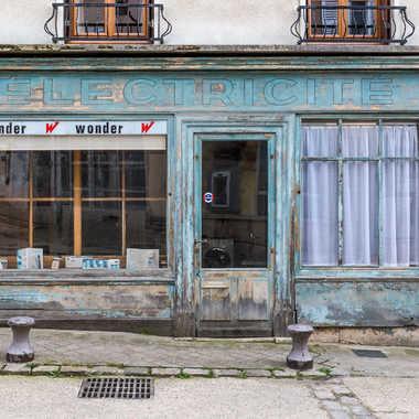 Boutique électrique par HeleneA