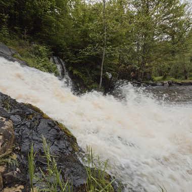 la force de l'eau par luctheo