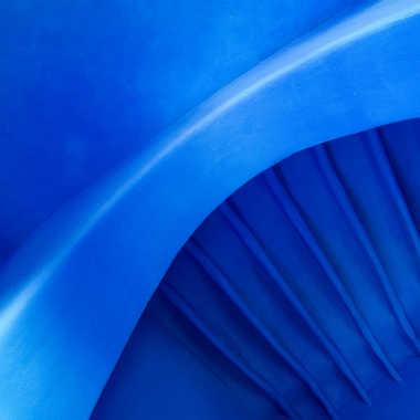 Gaudi en bleu par Barcelonero