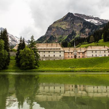 Monastère par cbrun23