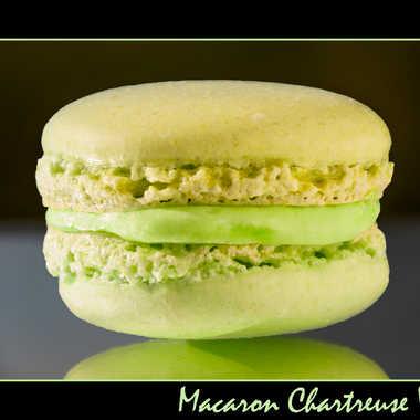 Macaron Chartreuse Verte par jctphoto