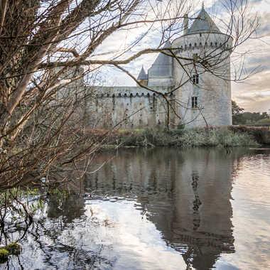 Château de Suscinio par sylmorg