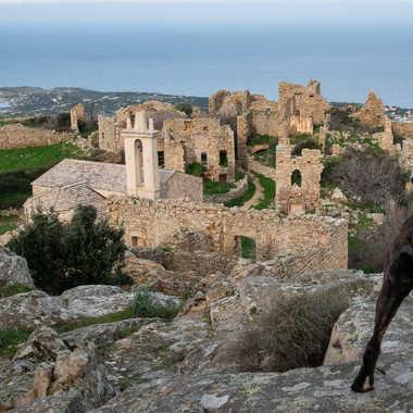 le village abandonné d'Occi par bobox25