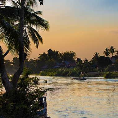 Le Mékong au Laos par patrick69220