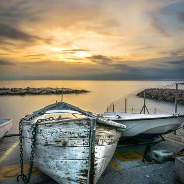 Old boat. par Franck06