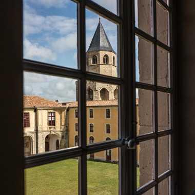 Depuis la Fenêtre ... par Buissem