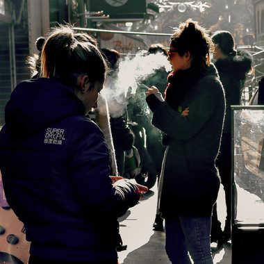 Fumée Tue ? ou Fumez Vous ?  par Buissem