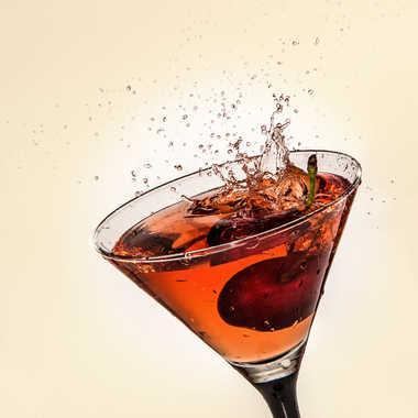 Gin Cherry.. par Micheldechelles