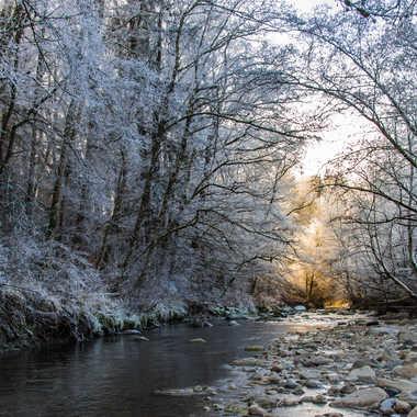 Ambiance hivernale par jeromeh