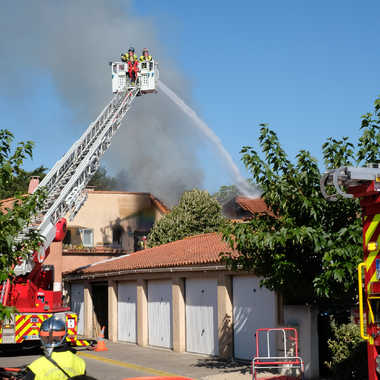 Au feu les pompiers ! par HeleneA