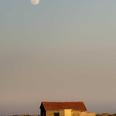 gruissan lune par ROGER46