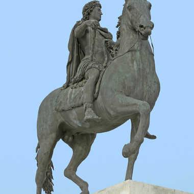 Louis XIV par sunrise