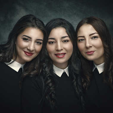 Les trois sœurs.. par ilford75