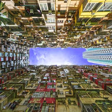 Yick Chuong building par Ariel