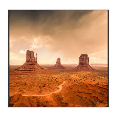 Monument valley par Marc Cezard