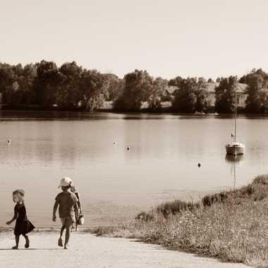 Enfants en marche par mamichat