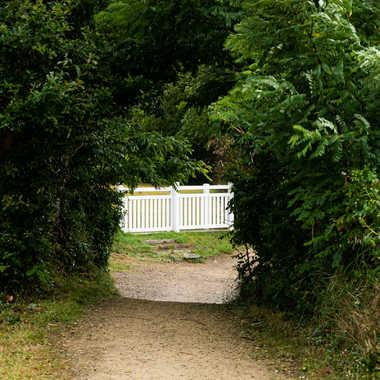 Chemin secret par liliplouf