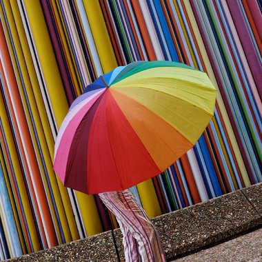 Un p'tit coin de parapluie par Aurimec