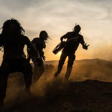 reggae au bac à sable par TintinDanel