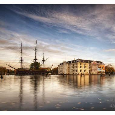 Nederlands Scheepvaart Museum par Satourne