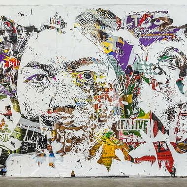Street art tableau 23 par Basile59