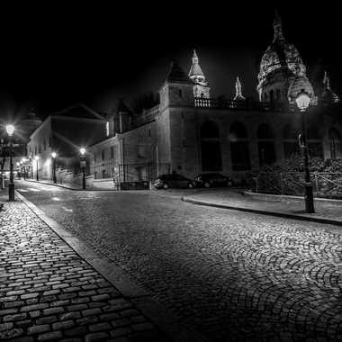 Vers Montmartre par 3pphoto