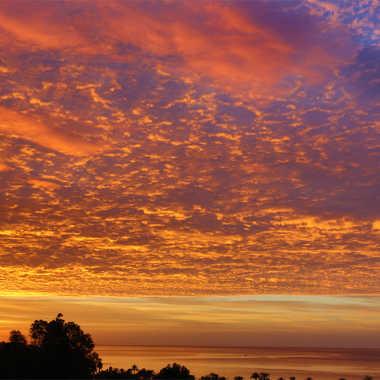 Lever de soleil en Andalousie par andalouse