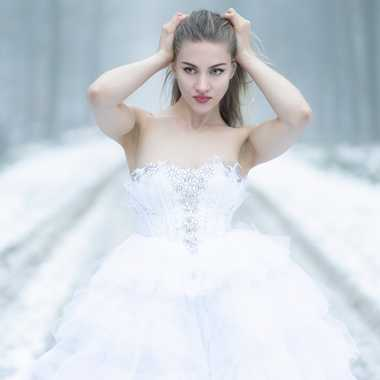 Princesse des neige par joy57