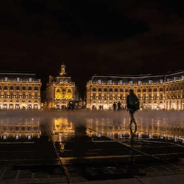 Bordeaux By Night par Cricriphoto