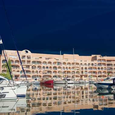 Port de Hyères  par brj01